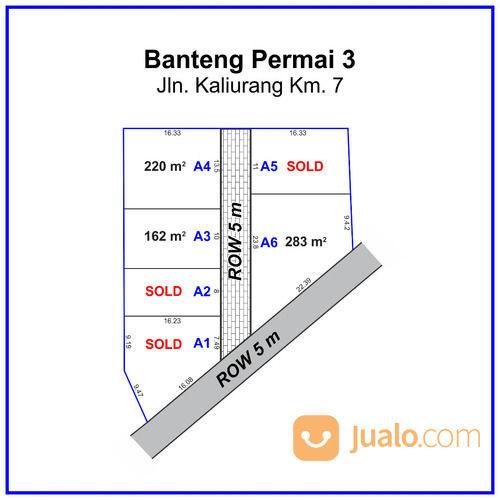 Kavling Banteng Permai 3, 10 Menit Ke Ugm; Cicilan 12x Non Bunga (27369339) di Kab. Sleman