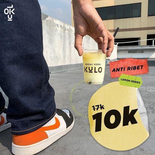 KEDAI KOPI KULO PROMO CUMA 10K (27380119) di Kota Jakarta Selatan
