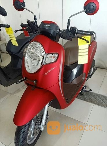 Honda Scoopy { Promo Credit ) (27381415) di Kota Jakarta Selatan