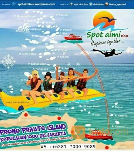 Paket Wisata Pulau Tidung Lengkap Dan Ekonomis (27383495) di Kota Jakarta Selatan