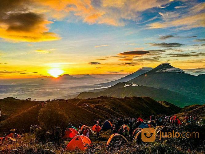 Open Trip Pendakian Gunung Prau Dieng 2020 (27392287) di Kab. Karawang
