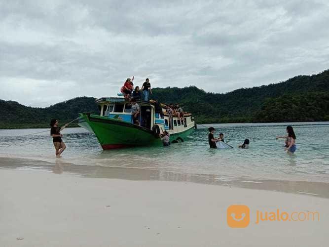Open Trip Pulau Sebesi Lampung Selatan 2020 (27408355) di Kab. Karawang