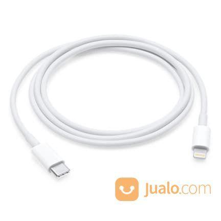 Kabel Cas Charger USB Type C Ke Lightning Ke IPhone / IPad (27410463) di Kota Surakarta