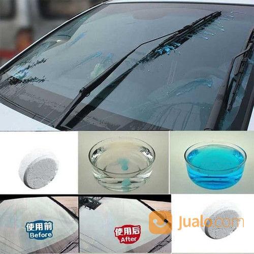 Tablet Sabun Pembersih Wiper Kaca Mobil Auto Windscreen Cleaner Compac (27411839) di Kota Surakarta