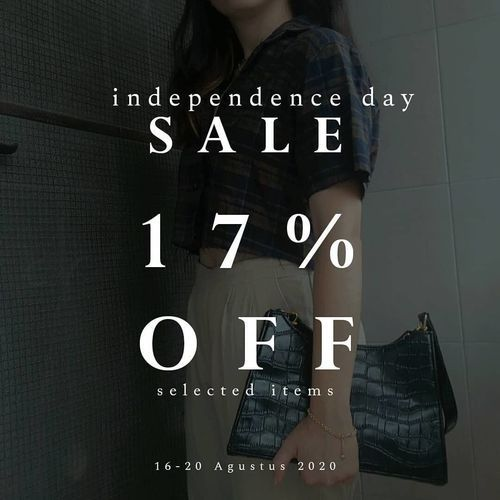 By BNT Independence Sale 17% Off (27422363) di Kota Jakarta Selatan