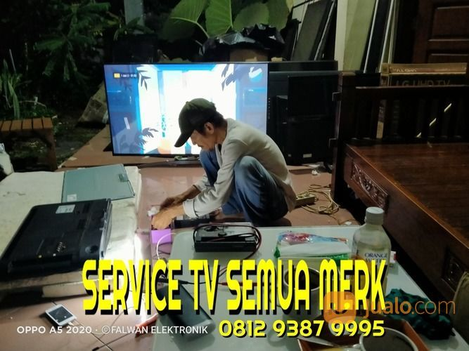 SERVICE TV LED PANGGILAN BERGARANSI (27424255) di Kota Jakarta Selatan