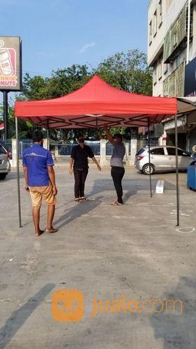 TENDA LIPAT MATIC 3X3 HARGA TERLARIS (27433211) di Kota Jakarta Barat