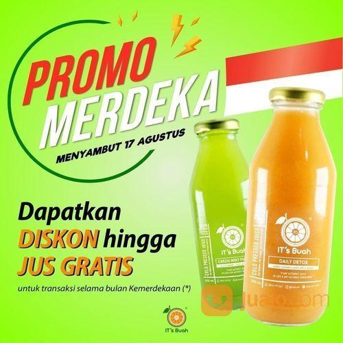 ITS BUAH PROMO HUT INDONESIA MERDEKA DISKON HINGGA JUS GRATIS (27448679) di Kota Jakarta Selatan