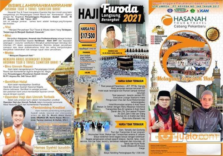 Manfaatkan Umrah Dan Haji Terbaik Untuk Dirimu (27449779) di Kab. Siak