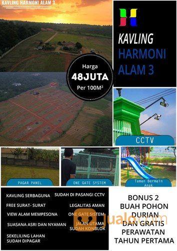 Kavling Termurah Di Bogor Bagian Timur (27449827) di Kab. Bogor