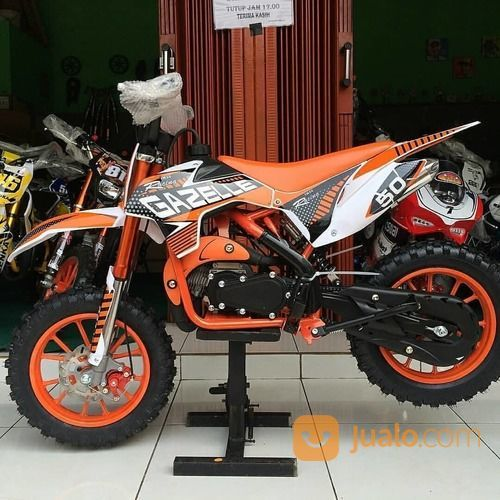 Motor Mini Trail 50cc (27451507) di Kab. Bogor