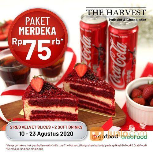 THE HARVEST PROMO PAKET MERDEKA RP 75.000 (27466751) di Kota Jakarta Selatan