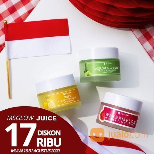 MS GLOW BEAUTY PROMO AGUSTUS DISKON 17RIBU (27467855) di Kota Jakarta Selatan