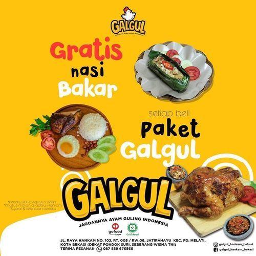 GALGUL Promo Paket Merdeka (27487059) di Kota Bekasi