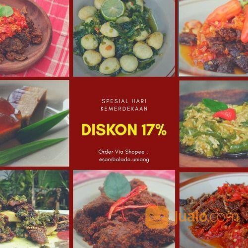 SAMBALADO UNIANG PROMO DISKON 17% SPESIAL HARI KEMERDEKAAN (27495775) di Kota Jakarta Selatan