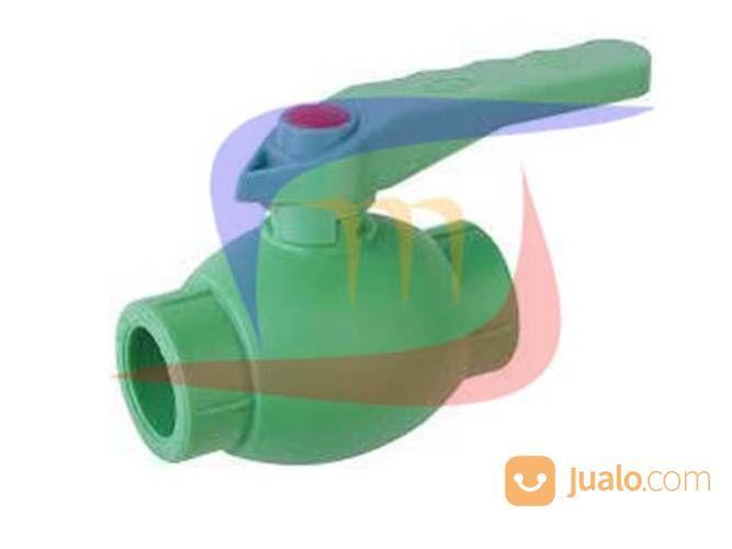 Ball Tap Plastik Pipa PPR (27507963) di Kab. Asmat