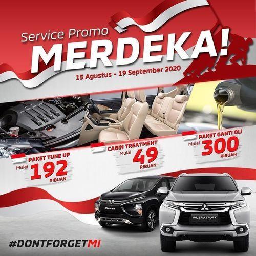 Mitsubishi Motors Service Promo Merdeka (27513235) di Kota Jakarta Selatan