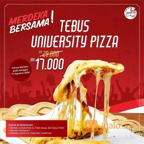 PANTIES PIZZA PROMO UNIVER (27515615) di Kota Jakarta Selatan