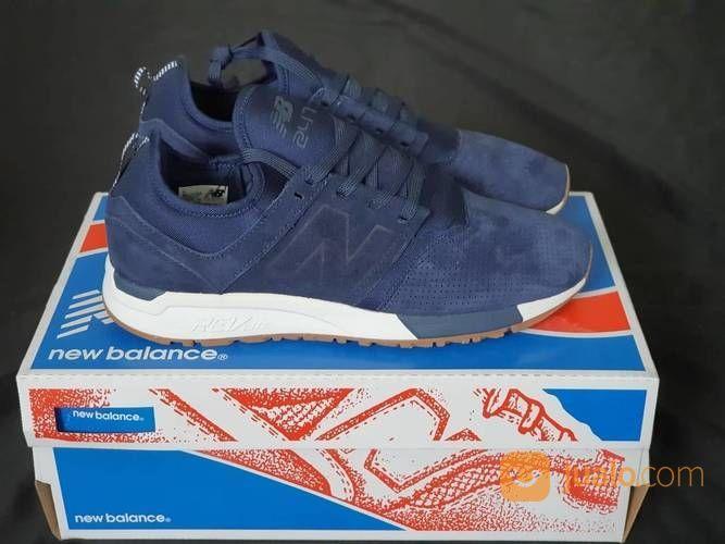 Sepatu New Balance 247 Blue Navy Gum