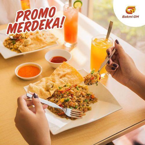 Bakmi GM Promo Merdeka Agustus (27533251) di Kota Jakarta Selatan