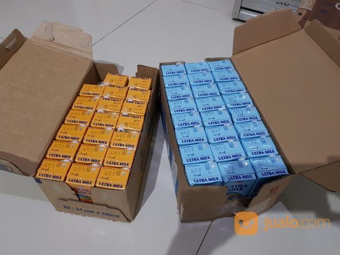 Susu Ultra 250 Ml Dan 200 Ml , Harga Bersahabat (27535119) di Kota Denpasar