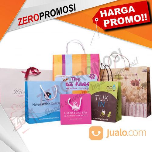 Paper Bag Custom Ukuran P40XT40XL8 Untuk Keperluan Promosi (27541083) di Kota Tangerang