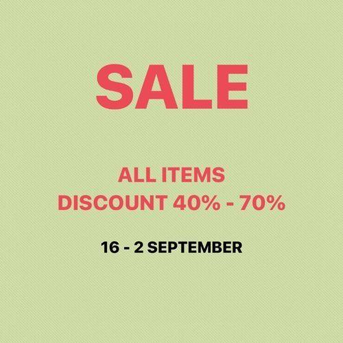 Labelintan Sale All Items Discount 40 - 70% (27551379) di Kota Jakarta Selatan