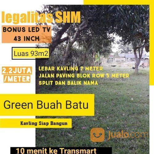 Kavling Buah Batu Marga Laksana Hanya 10 Menit Ke Transamart (27551415) di Kota Bandung