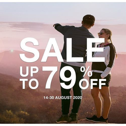 The North Face Sale Up To 79% (27552467) di Kota Jakarta Selatan