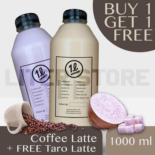 The Liter ID Buy 1 Get 1 Free (27552483) di Kota Jakarta Selatan