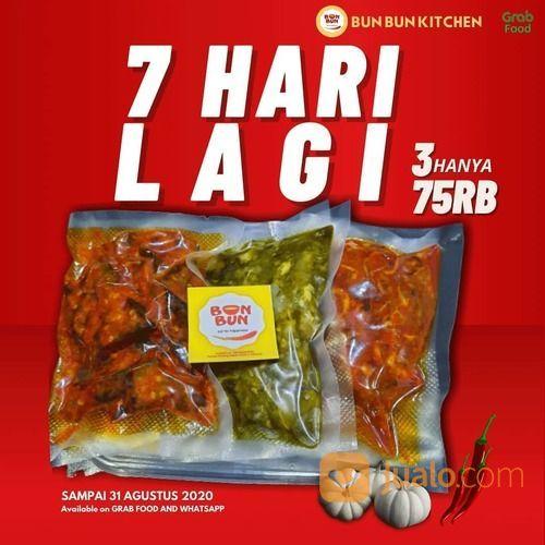 BUN BUN KITCHEN PAKET AGUSTUS TINGGAL 7 HARI LAGI (27572359) di Kota Jakarta Selatan