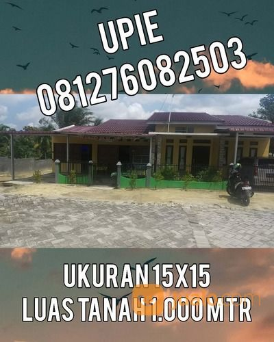 RUMAH SEKEN SDH ADA 2 KIOS DAN 3 RUMAH PETAK AKTIF (27577247) di Kota Pekanbaru