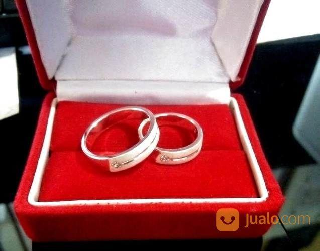 CINCIN COUPLE PERAK 925 FREE BOX (27601427) di Kab. Semarang