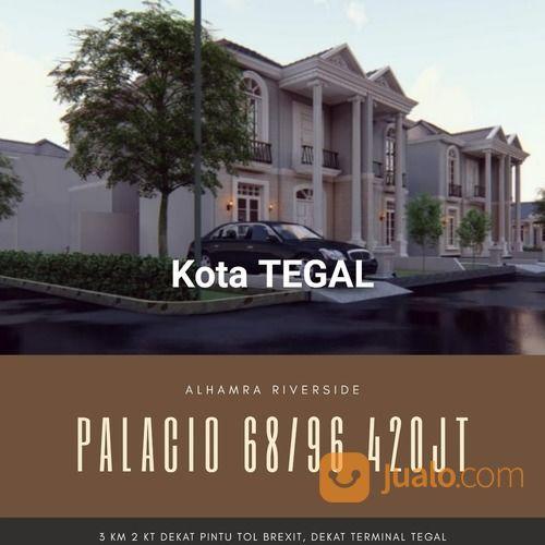 Rumah 2 Lantai Di Kota Tegal, Harga 400jt An, Skema Syariah Tanpa Bunga (27609179) di Kota Tegal
