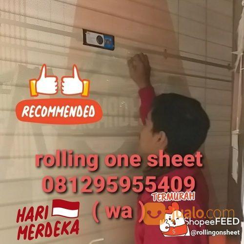 Harga Rolling Door One Sheet Terdekat Murah Jakarta Selatan Utara Barat Timur Pusat (27617755) di Kota Jakarta Selatan