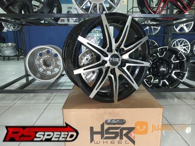 Velg Ring 15 Model KCCX JD76 HSR Pelek Mobil Nissan Serena Xtrail (27621407) di Kota Tangerang Selatan