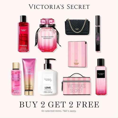 Victoria Secret Promo Buy 2 Get 2 Free (27630355) di Kota Jakarta Selatan