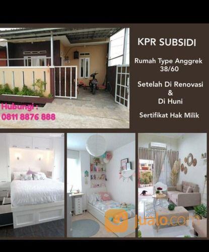 RUMAH MURAH KPR SUBSIDI MINIMALIS ANGSURAN FLAT 1JT-AN/BULAN (27646271) di Kab. Tangerang