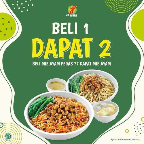 Es Teler 77 Beli 1 Dapat 2 (27659267) di Kota Jakarta Selatan
