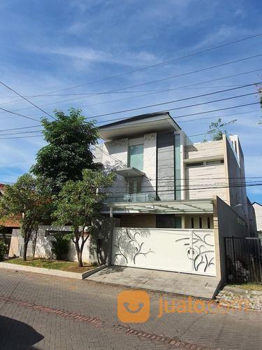 SIAP HUNI Rumah MEWAH Manyar Tirtoyoso AC Tiap Kamar SHM+IMB (27668523) di Kota Surabaya