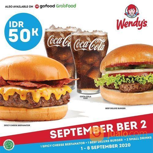 Wendys Indonesia Paket September 50.000 (27722399) di Kota Jakarta Selatan