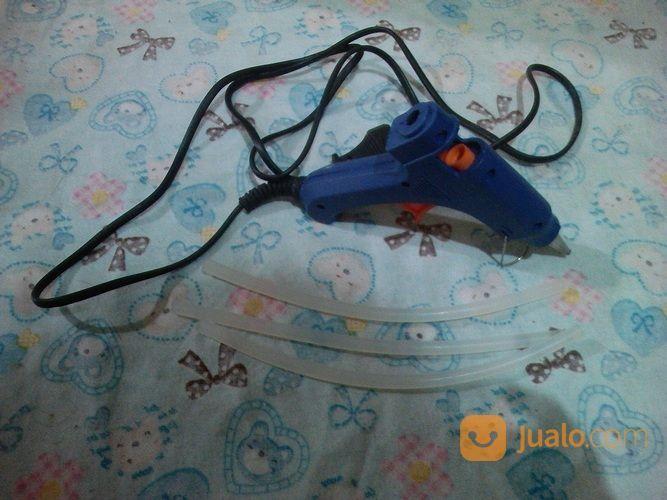 Pistol Lem Tembak Lilin Glue Gun Hot Melt (27741119) di Kab. Jeneponto