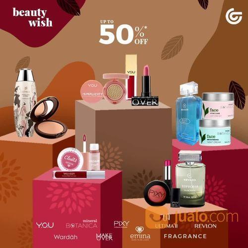 Matahari Beautywish Promo Diskon Hingga 50% (27759647) di Kota Jakarta Selatan