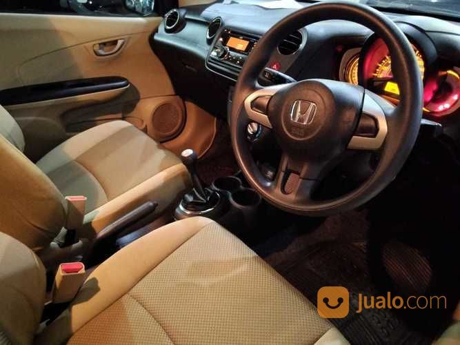 Honda Brio E 1.2 MT 2015 - KM 40Rb (27765623) di Kota Surabaya