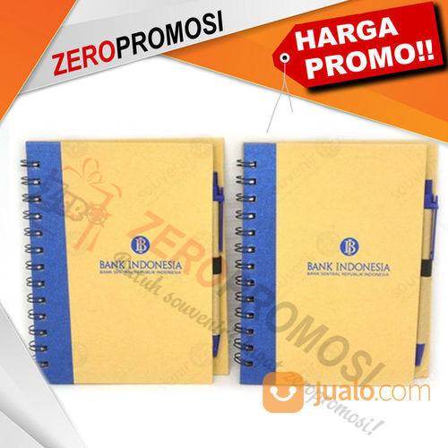 Notes Eco Pen Dengan Pilihan Aksen Warna Yang Senada. (27772991) di Kota Tangerang