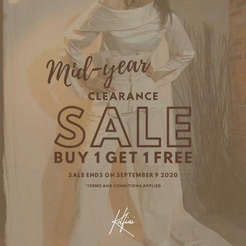 KELFINI Mid Year Sale Buy One, Get One Free (27780727) di Kota Jakarta Selatan
