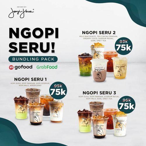 Kopi Janji Jiwa Promo Bundling Ngopi Seru (27780823) di Kota Jakarta Selatan