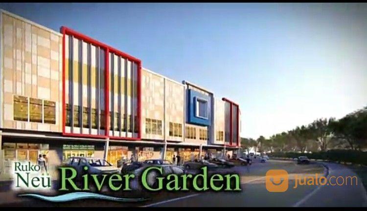 Ruko Neu River Garden 3,362 Milyar Galuh Mas Karawang (27819515) di Kab. Karawang