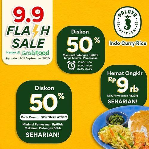 Palava Kitchen Flash Sale Promo (27826751) di Kota Jakarta Selatan