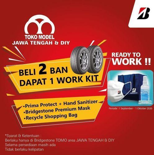 Bridgenstone Beli 2 Ban Dapat 1 Work Lit (27828395) di Kota Jakarta Selatan